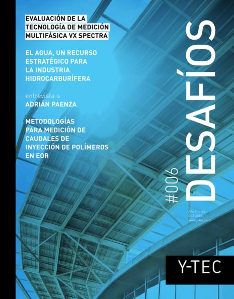 Evaluación de la tecnología de medición multifásica VX Spectra